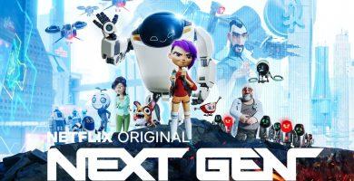 la nueva generación netflix