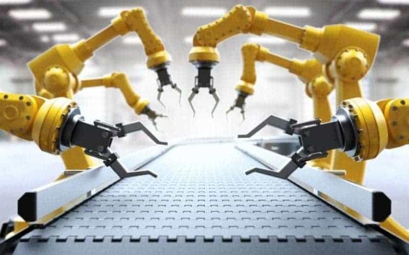 brazos roboticos