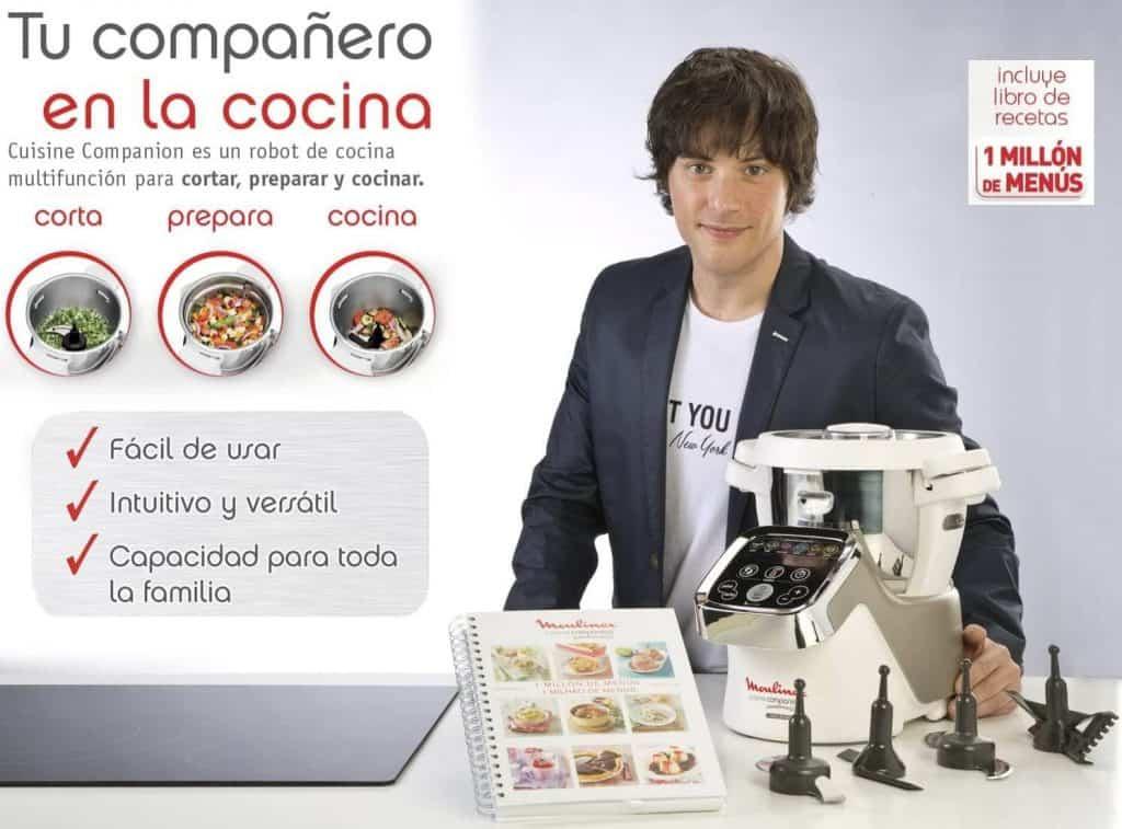 robot moulinex cuisine companion