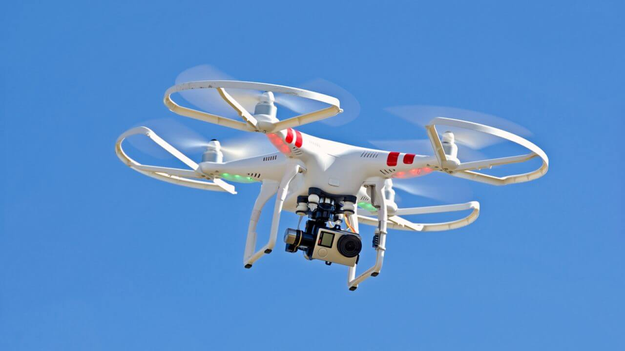 Drones Voladores