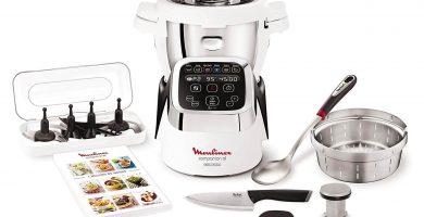 robots de cocina moulinex