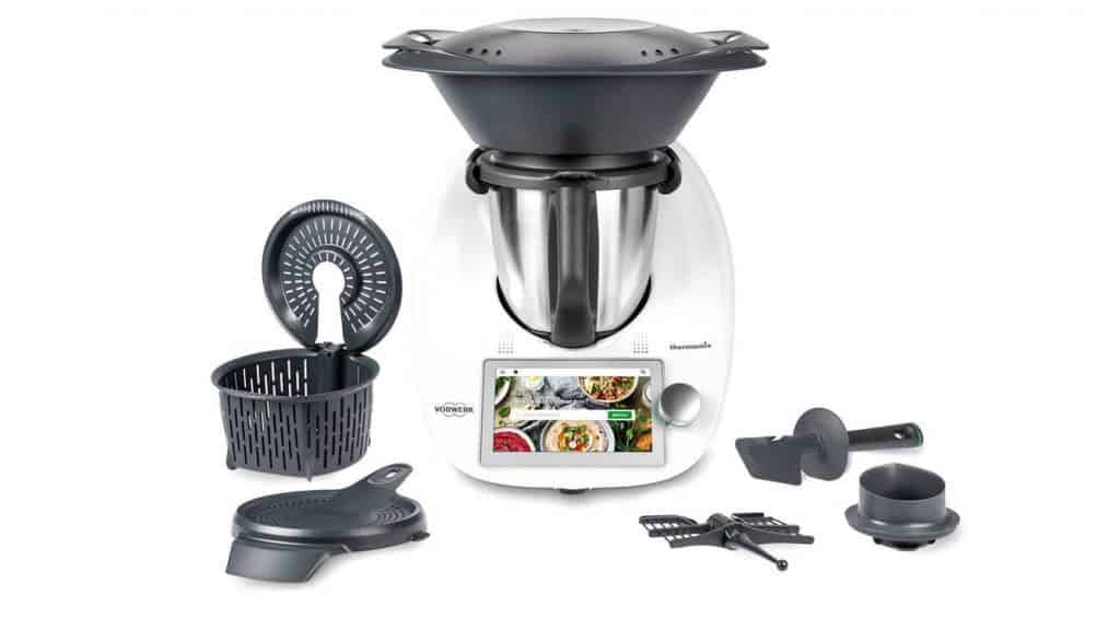 robots thermomix