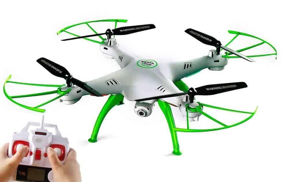 robots voladores syma