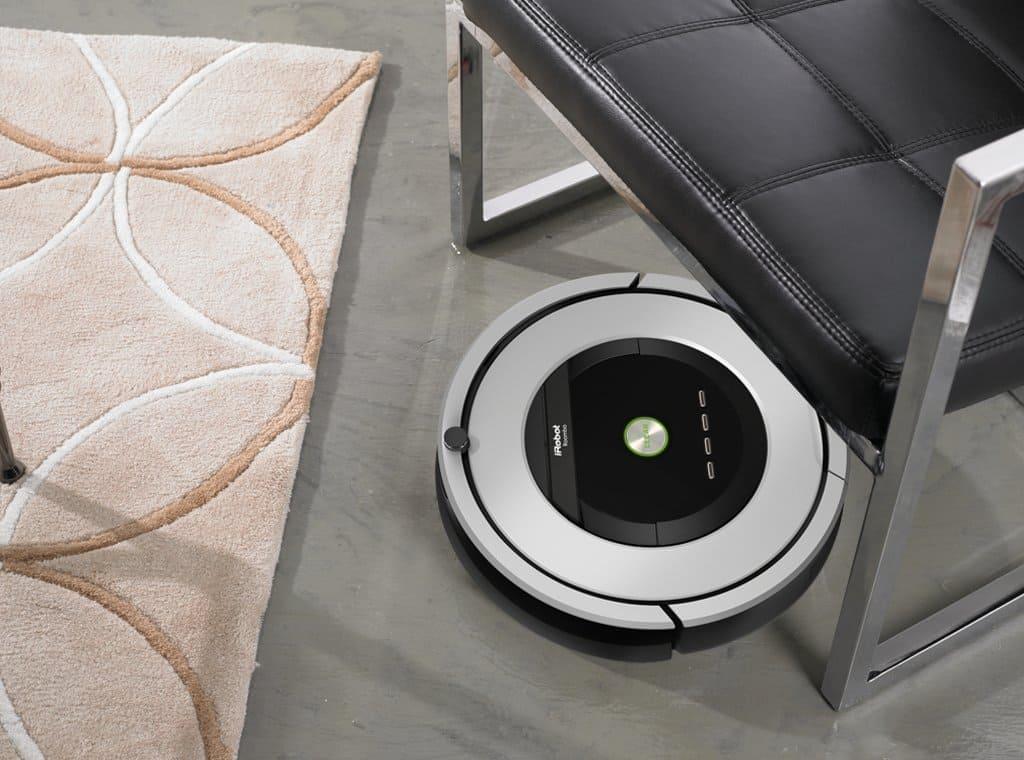 robot de limpieza roomba 886