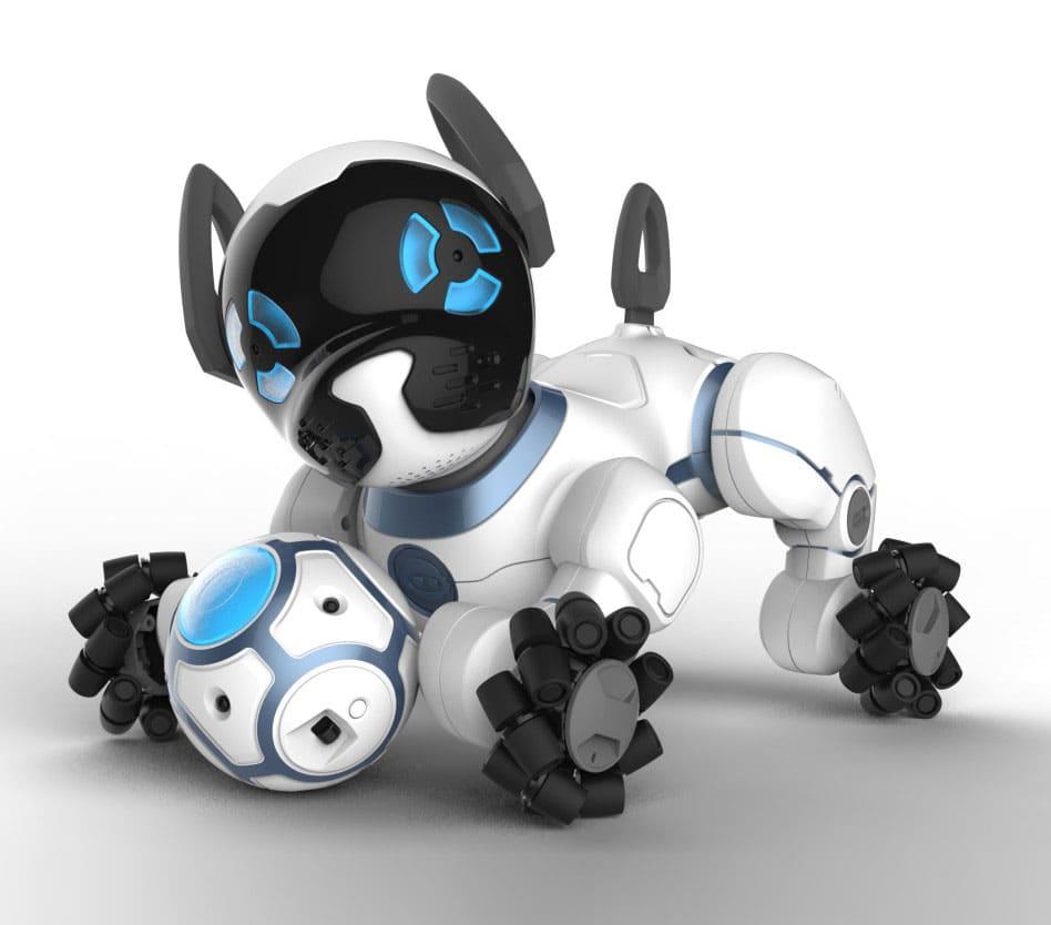 robots mascotas